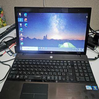 格安 「ハイスペック」HP Probook 4520S 2台目