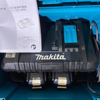 中古 マキタ パワーソースキット1 DC18RD & BL…