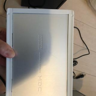 IO-DATA 250GB HDD③