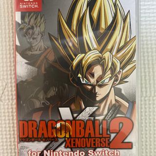 Nintendo Switch ドラゴンボールゼノバース2