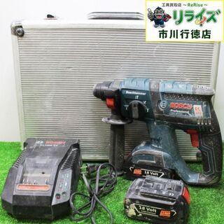 BOSCH ボッシュ GBH18V-EC ハンマードリル【リライ...