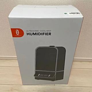 【新品】加湿器 超音波式 6.0L 大容量 超静音 最大60時間...