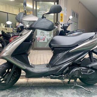 東京大塚発スズキ・アドレスV125Sバイク自賠責付き試乗も可能...