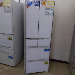 HITACHI 日立 430L冷蔵庫 2018年式 R-XG43...