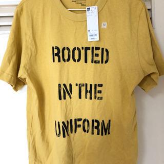 【新品】GU Tシャツ Mサイズ