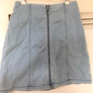 GU ファスナースカート