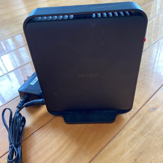 ブァッファロー Wi-Fiルーターの画像