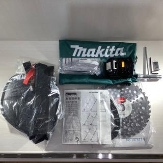 安心・安全・軽量で使いやすい! makita  充電式刈払機 MUR190SD  付属品・説明書有 - 売ります・あげます