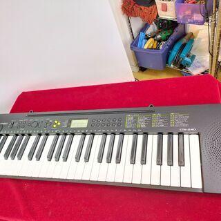 CASIO カシオ 電子ピアノ 電子キーボード CTK-240 ...