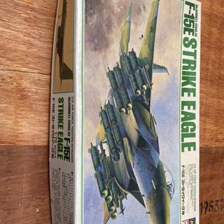 F-15E ストライクイーグルプラモデル