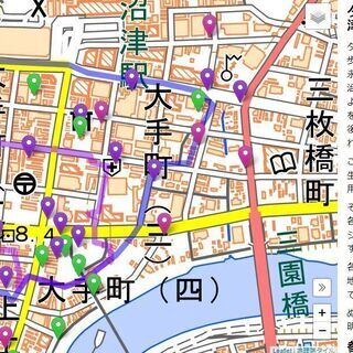 モニターツアー:静岡県沼津市内に存在した沼津城の跡を巡る街歩き