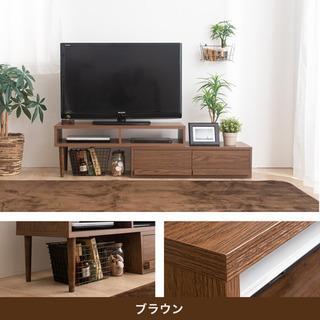 ニトリ 伸長式テレビ台
