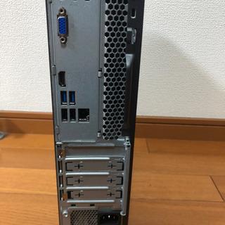 【受け渡し者決定】Corei5 Lenovo デスクトップパソコン