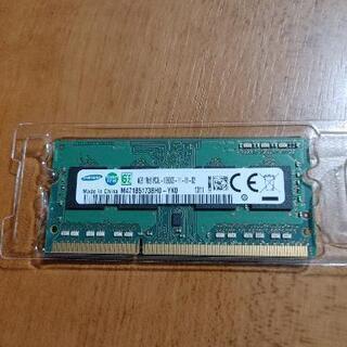 ノートPC用メモリ(4G✕2)
