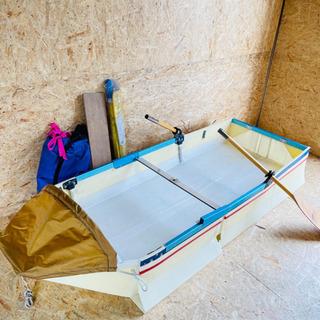 組み立て式ボート カヌー プラダン製 配送室内設置可能‼︎ K0...