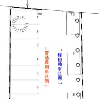 宜野湾市大山4丁目★☆貸駐車場 残り3台!!