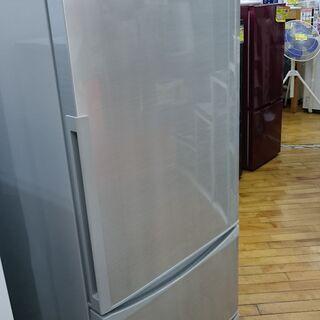(少し小さめな)シャープ 3ドア冷蔵庫264L 2014年…