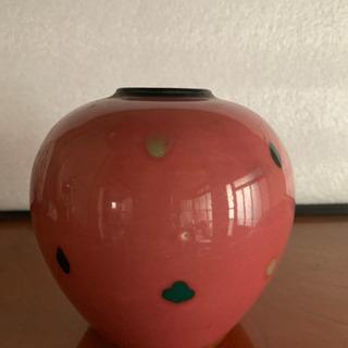 陶器の花瓶③