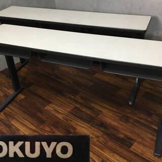 ⭕⭕⭕PH2/89 KOKUYO コクヨ 長机 3人用 学習机 ...