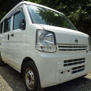 (ID3380)軽バン専門店在庫50台 33万円 日産 N…