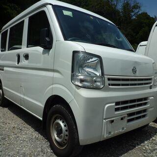 (ID3386)軽バン専門店在庫50台 37万円 日産 NV10...