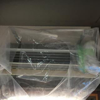 エアコン清掃 ノーマル機のみ 内部クリーン機能可