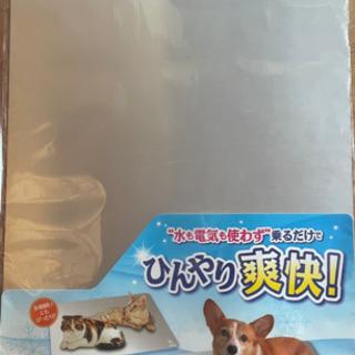 ワンちゃんネコちゃん用クールアルミシート 2Lサイズの画像