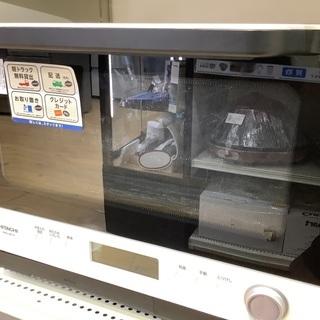 安心の6ヶ月保証付!HITACHI(日立)スチームオーブンレンジ