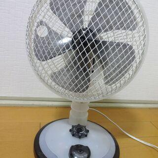 ミニ扇風機 IZUMI タイマー付卓上扇風機 EF-190 20...