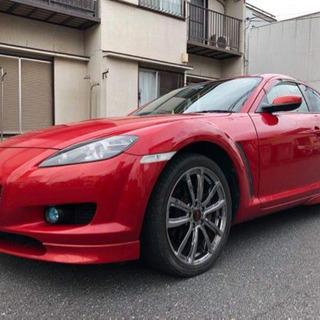 【ネット決済】マツダ Mazda RX8 Type E 車検: ...