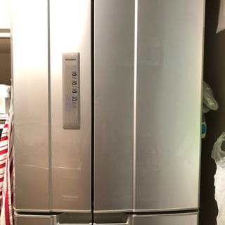 冷蔵庫  500L  三菱 MR-E50P-S 2009年製