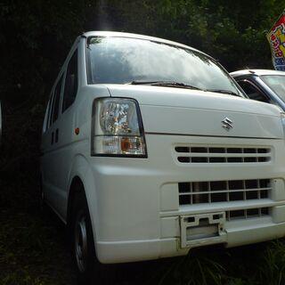 (ID3393)軽バン専門店在庫50台 23万円 スズキ エブリ...