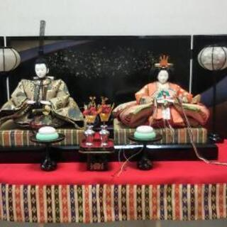 【ネット決済】ひな人形