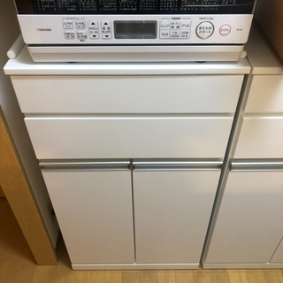 【お譲り時期8月】キッチン収納①(出品し直し)
