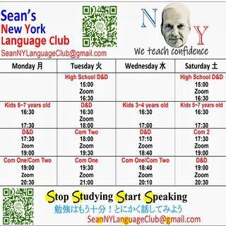 Sean's New York Language Club St...
