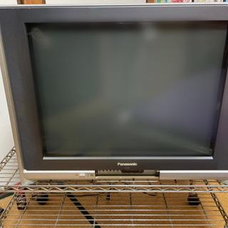 10月末まで!Panasonic BS内蔵ブラウン管テレビ…