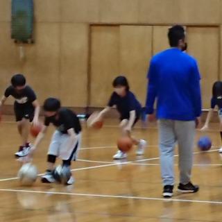 バスケットスクール生徒募集中!