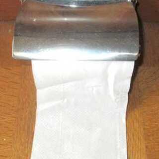 トイレットペーパーホルダー KVK製 紙巻き器