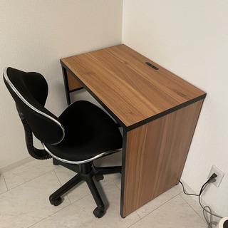 【無料】机とイスのセット