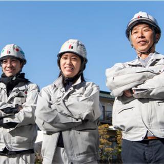 【経験者】消防設備の工事作業員【昇給賞与有】