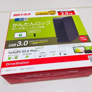 【ネット決済・配送可】バッファロー BUFFALO HD-LL2...