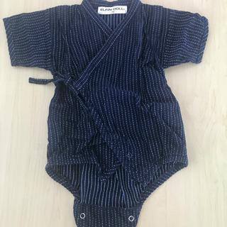 ◆甚平◆70サイズ 男の子 浴衣 パジャマ 上下セット