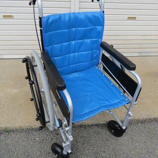 山口)下松市より ※ジャンク 車椅子(足置き無し,右側ブレーキ無...