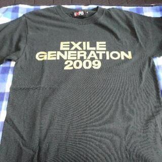【ネット決済】新品 EXILE EXPGのTシャツ 値下げ可