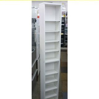☆収納棚 本棚 CDラック 高さ180×奥行29.5 ×幅29....