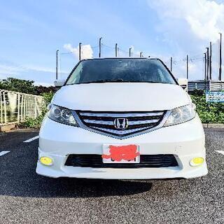 【ネット決済】極上エリシオン後期★車検長い!整備済!新品交換多数...