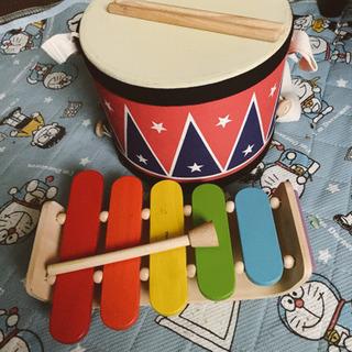 太鼓と木琴お譲りします。
