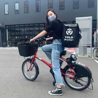 【男性歓迎!】自転車でのデリバリー&カンタン事務!今まさに勢いの...