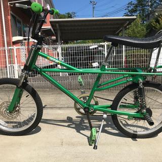 【ネット決済】⭐︎希少⭐︎ サウスベイ バハ モトバイク 自転車
