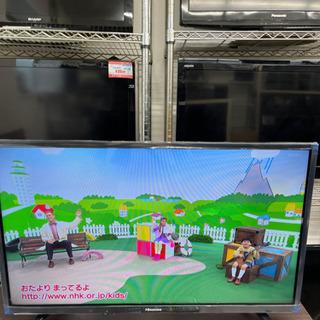 【ネット決済・配送可】⭐️美品 Hisense 2018年製LE...